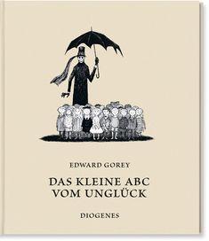 Bildergebnis für das kleine abc vom unglück Edward Gorey, Say Hello, Books To Read, Dots, Writing, Reading, Children, Illustration, Movie Posters