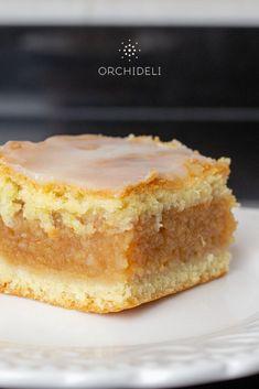 Fat Foods, Pudding Cake, Polish Recipes, Coffee Cake, No Bake Cake, Vanilla Cake, Delicious Desserts, Cake Recipes, Recipies
