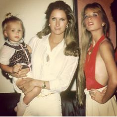 Paris Hilton shared some photos of her aunt, #RHOBH star Kim Richards. Click to see more throwback photos of the reality star.
