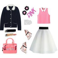 Sweet pink vintage..