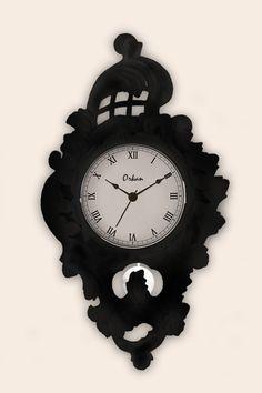 Pre-Order Orkan Clocks Black. www.orkan-clocks.com