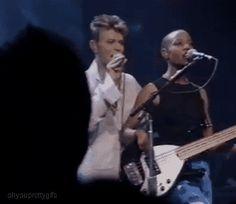 """ohyouprettygifs: """" SCARY MONSTERS - MTV 10 SPOT - 1997 """""""