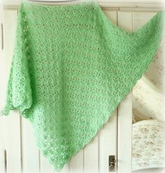 Häkeltuch, South Bay Shawlette