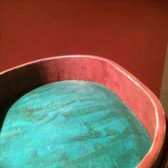 Malt med Annie Sloan Chalk Paint Leverandør: www.hegew.no Kreativ Designer: Hege Wølner