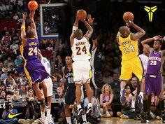 How many likes for Kobe Bryant :)