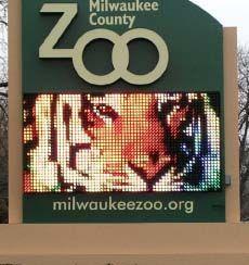 Milwaukee County Zoo- Milwaukee, WI: