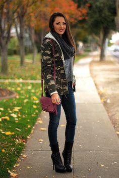 Hapa Time - a California fashion blog by Jessica - new fashion style - 2014 fashion trends: Make Peace, Not War