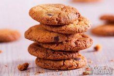 Receita de Cookie de cenoura em receitas de biscoitos e bolachas, veja essa e outras receitas aqui!