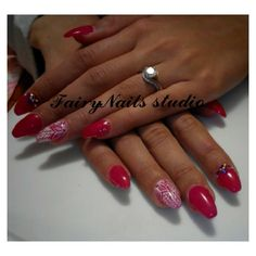 Nails at FairyNails studio!