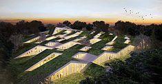 BIG Architects - Vilhelmsro Schule, Dänemark