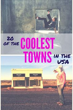 "What makes a town ""the coolest""? In the end, it's the same as what makes travel the coolest: the PEOPLE."
