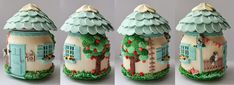 polymer clay jar | Polymeri Online - Iris Mishly Polymer Clay Blog