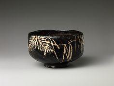 Teabowl  Ogata Kenzan (Japanese, 1663–1743) - MET