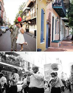 Real Wedding: Maria + Michael's New Orleans Wedding