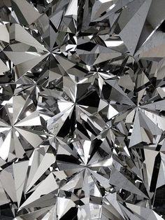 geometric : diamond : sparkle