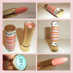 Yardley PIPER PINK Cream Lipstick. Sold for $49 in 2017.