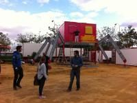 La Carpa - Espacio Artístico. #ArquitecturasColectivas
