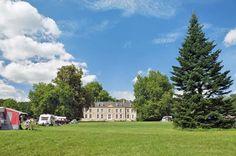 Camping Frankrijk 5 sterren, Pays de la Loire - Le Mans | camping Château de Chanteloup, camping Castels