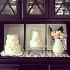beautiful cakes dessert table