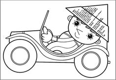 Childhood Stories, Baby Time, 2 Colours, Coloring Pages, Fairy Tales, Preschool, Stencil, Snoopy, Symbols
