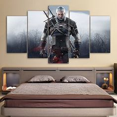 "framed canvas Wall ready to hang pictures print witcher 3 wild hunt Cartoon game movie home garden room Decor Beautiful gift holiday for kids toys boys & girls Excellent quality   	 		 			 				 					Famous Words of Inspiration...""I believe that our Heavenly Father invented man because... more details available at https://perfect-gifts.bestselleroutlets.com/gifts-for-holidays/toys-games/product-review-for-framed-canvas-wall-ready-to-hang-pictures-print-witcher-3-wild"