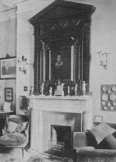 The Piccadilly home of Lord Byron