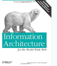 Information Architecture for the Worl Wide Web  You will read here how to create a large-scale and maintainable web site that will be easy for usage and will represent plenty of information in a suitable and simple manner.  Read more: http://www.webdesign.org/web-design-basics/design-principles/web-design-books.21145.html#ixzz2hEKwTyK0