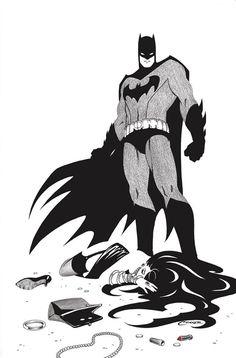 Batman by Amanda Conner *