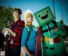 Adventure Time   Anime North 2013