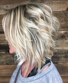 66 Chic Short Bob Hairstyles & Haircuts for Women in 2019 - Hairstyles Trends Medium Hair Styles, Curly Hair Styles, Natural Hair Styles, Choppy Bob Hairstyles, Simple Hairstyles, Pixie Haircuts, School Hairstyles, Layered Haircuts, Braided Hairstyles