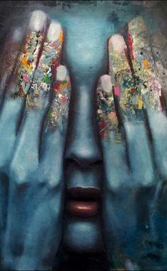 Painting ByMihail Korubin