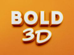 50 Free Text Effects with Editable PSDs