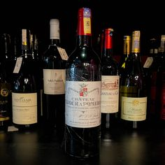 Chateau Latour, Sainte Claire, All The Way, Whisky, Red Wine, Dates, Vineyard, History, Bottle