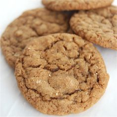 Recipe: Cape Cod Soft Molasses Cookies