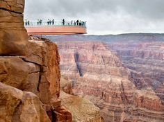 Grand Canyon Skywalk, Arizona...