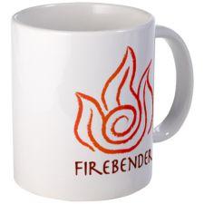 Firebender Mug Even More epic