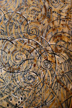 A detail of copper plate-at work on 12. Aug. 2015 HAYASHI Takahiko 林孝彦
