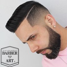 Haircut by bolinbarber http://ift.tt/1PDXc4Y #menshair #menshairstyles #menshaircuts #hairstylesformen #coolhaircuts #coolhairstyles #haircuts #hairstyles #barbers