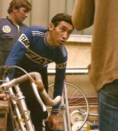 Merckx - Fiat #thecannibal #merckx #fiat @eddymerckxcycles #legend #velopress #steel #flanders #cinelli @cinelli_official #campagnolo #campagnolosuperrecord