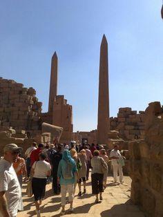 Tours en Egipto, El Templo de Karnak    http://www.espanol.maydoumtravel.com/Paquetes-de-Viajes-Cl%C3%A1sicos-en-Egipto/4/1/29