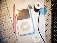 Streuner & Träumer: iPod-Tasche
