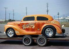 photos of invader mustang funny car   Photo: Herrera & Sons Austin Gasser #8   Austin Gassers album ...