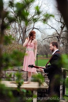 A Serenade in the Park | Salt & Light Photography @Sunny Crofoot