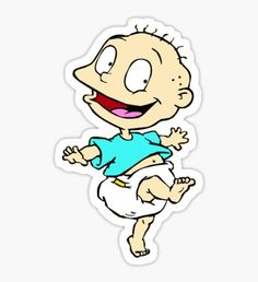Cartoon Drawings I got Tommy Pickles! Which Nickelodeon Cartoon Character Are You Based On Your Zodiac? Cartoon Character Tattoos, Drawing Cartoon Characters, Cartoon Drawings, Cartoon Network Characters, Cartoon Illustrations, Nickelodeon Cartoon Characters, Rugrats Cartoon, Rugrats Funny, Cartoon Kunst