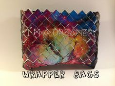 I'm A dreamer Wrapper Bag