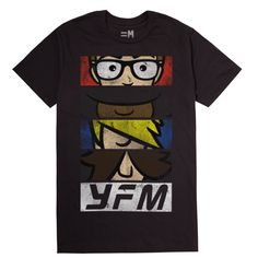 Ray William Johnson / Your Favorite Martian Limited Edition Tee.