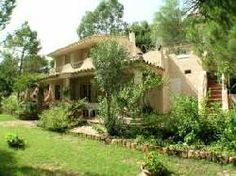 Villasimius, villa with garden for big groups