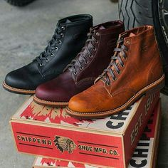 Not selection of Chippewa's.