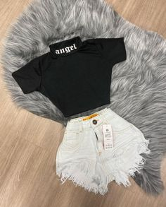 Teen Girl Outfits, Summer Outfits Women, Teen Fashion Outfits, Girly Outfits, Outfits For Teens, Baddie Outfits Casual, Cute Casual Outfits, Stylish Outfits, Egirl Fashion