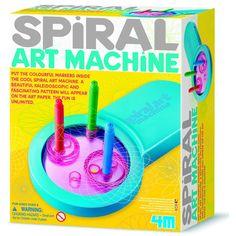 Great Gizmos - Spiral Art Machine £13.99
